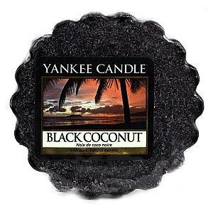 Yankee Candle Black Coconut Wax Tart