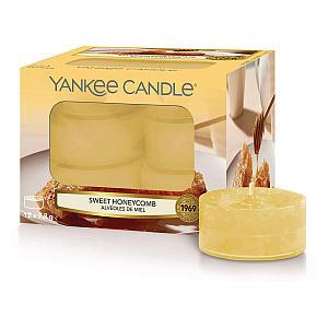 Yankee Candle Large Jar Candle Sweet Honeycomb