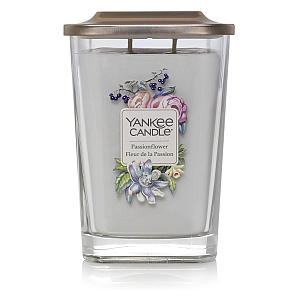 Yankee Candle Square Scented Candle Passionflower
