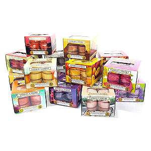 Yankee Tea Lights 3 Packs