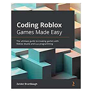 Book on Coding Roblox Games