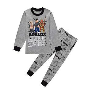 Boy's Pyjama Set