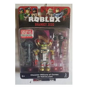 Brainbot 3000 Figure