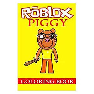 Piggy Colouring Book