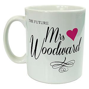 The Future Mrs Personalised Mug