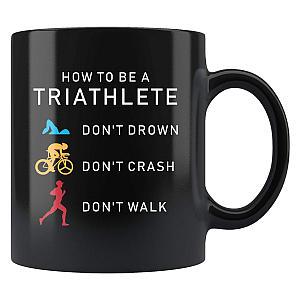 Triathlon Novelty Mug