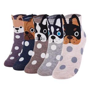 Ladies Animal Lover Novelty Socks