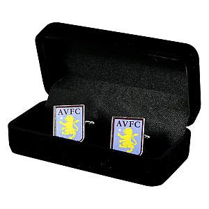 Aston Villa Cuff Links