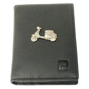 Lambretta Scooter Leather Wallet