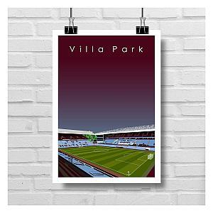 Villa Park Print