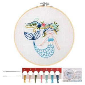 Mermaid Image Kit for Kids